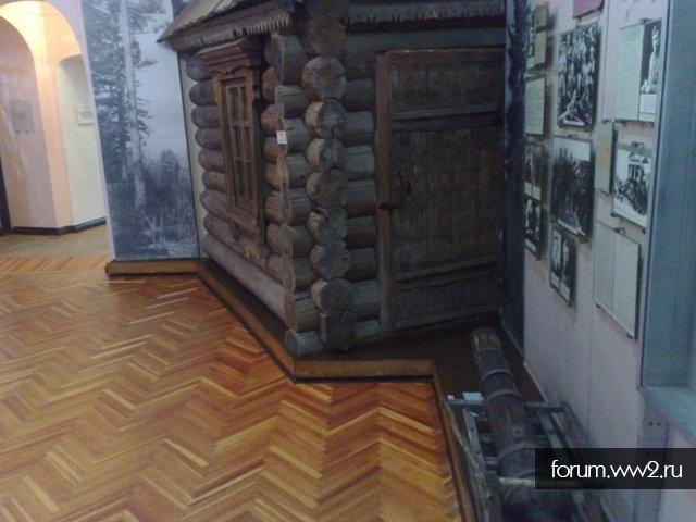 музей ДВО в Хабаровске