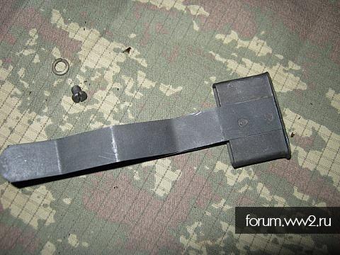 Турецкий штык - нож для автомата АКМ и АК-74
