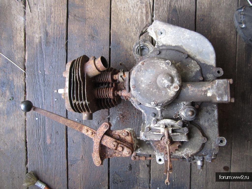 Двигатель NSU