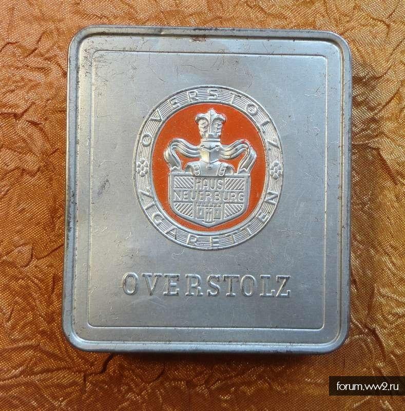 Коробка от сигарет, III Рейх