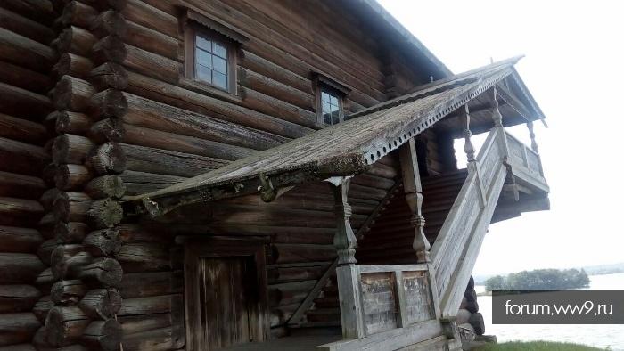 Поиск и консервация деревянных Церквей Севера