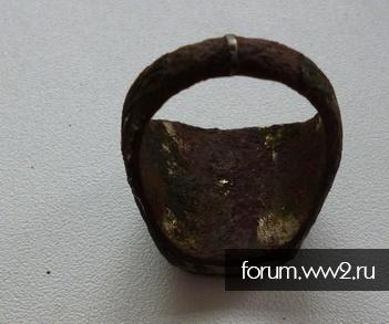 копанный перстень Г.Ю.