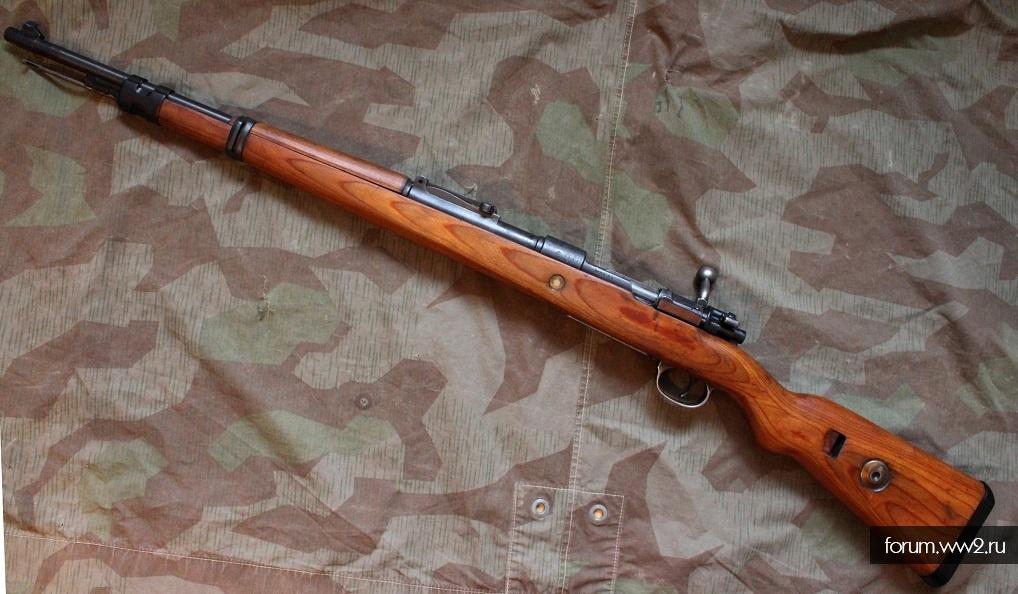 СХП mauser k-98. 1936 год.