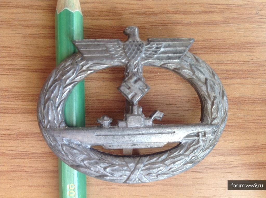 Член экипажа подводной лодки