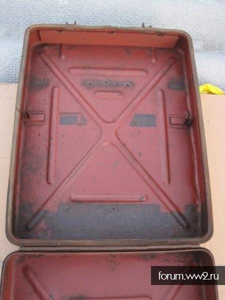 Ящик для мин немецкий вермахт .