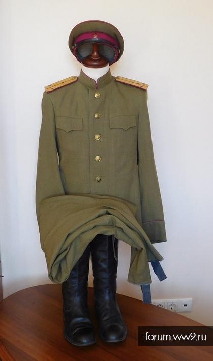 Комплект капитана пехоты обр. 1943г