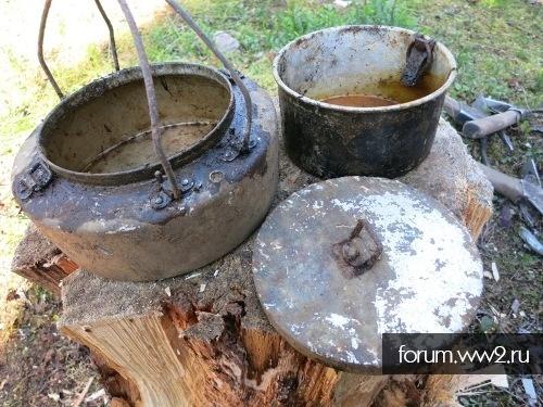 Кухонный набор из 3-х предметов (Финляндия)