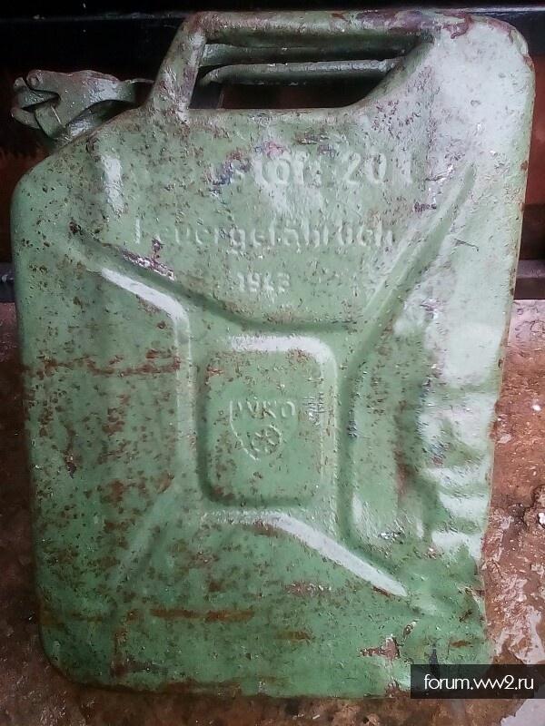 Канистра 1943год