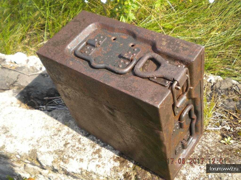 ящик для боеприпасов 2 cm KwK 30