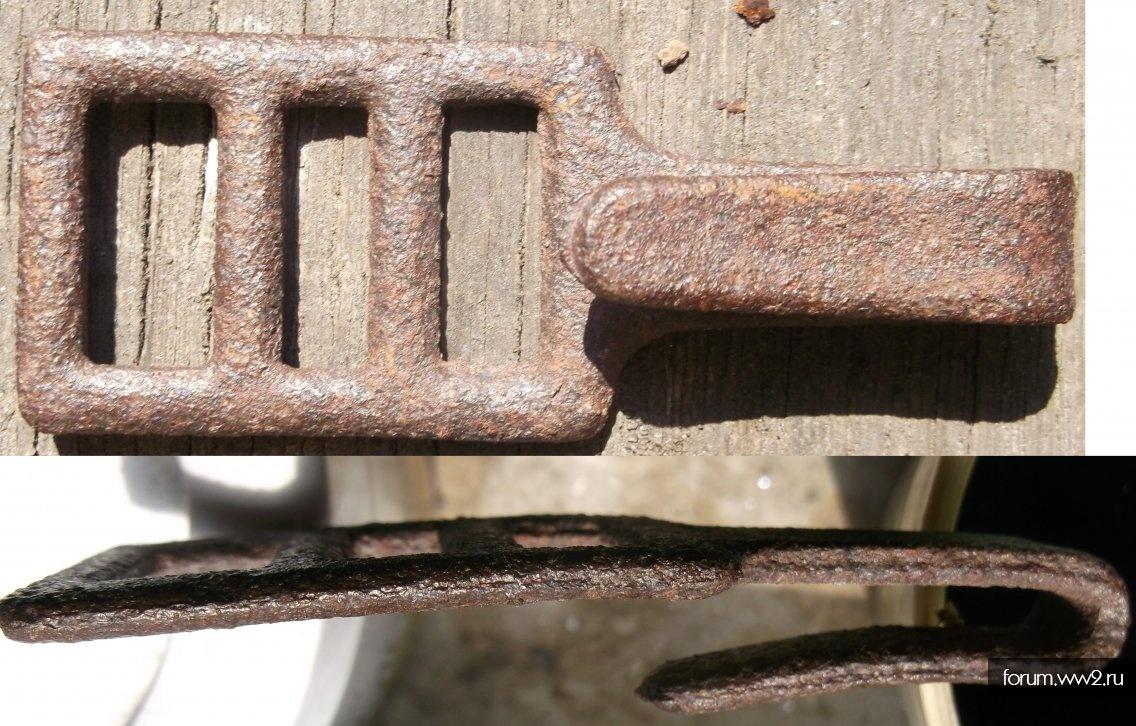 Крюк и крышка переноски (Италия, Англия)