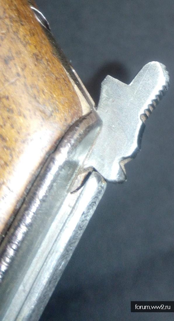 Кобура-приклад Mauser 96\712