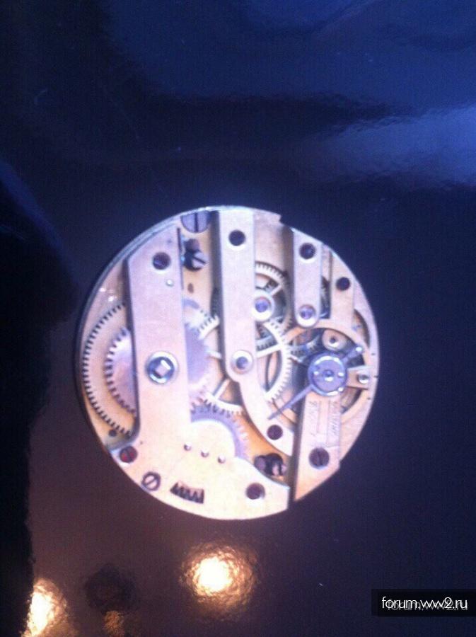 Часы золотые ручные