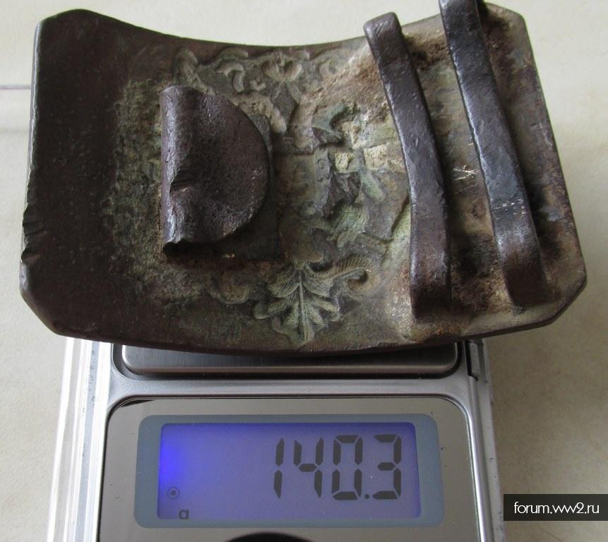 """""""Убойная"""" пряжка РИА. Вес почти 150 грамм!!!"""