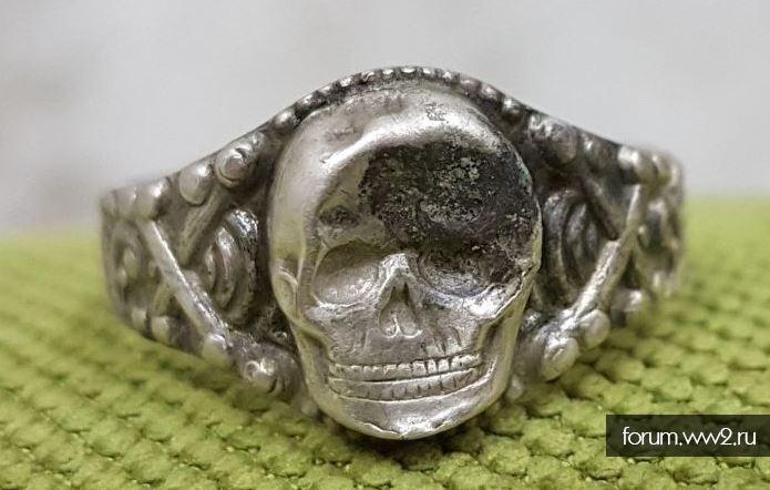 Кольцо на оригинальность, 3 Рейх