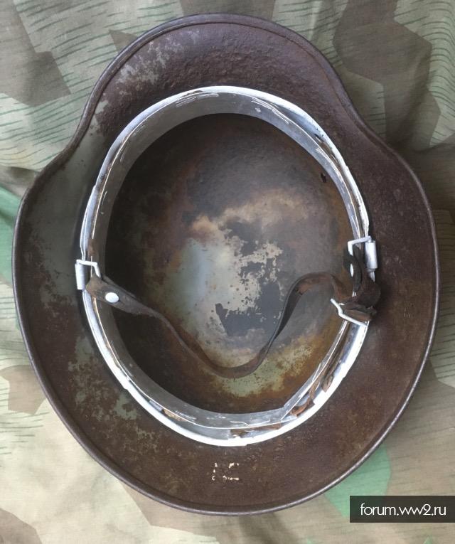 Каска М-35 SS DD