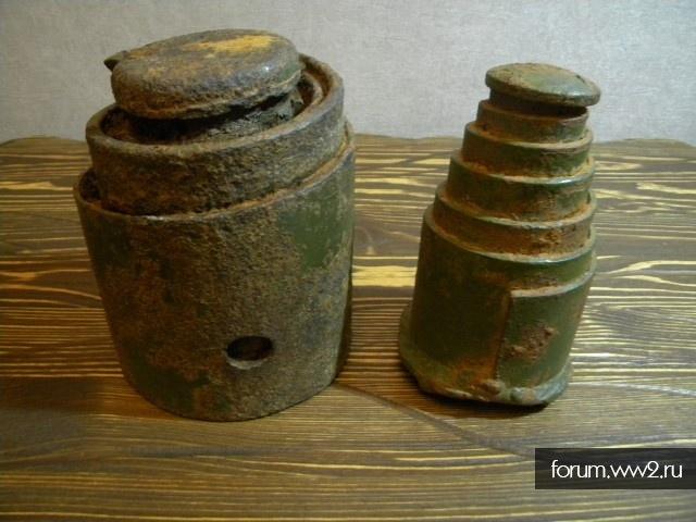 Шрапнель и пр.