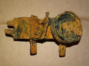 кронштейн для наводки гранатомета дьяконова