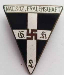 NS-Frauenschaft членский знак 44 мм.