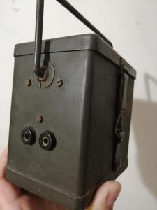 Коробка вермахт