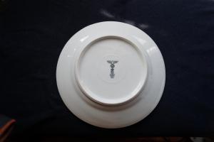 Тарелка Вермахт для вторых блюд