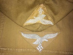 пилотка люфт