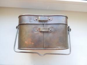 Котелок из снаряжения РИА образца 1874г