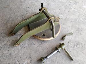 Царский станок пулемета Максима