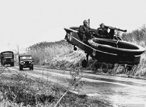 Испытания винтокрылого летательного аппарата Пясецкого VZ-8, США