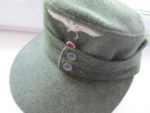Кепи вермахт