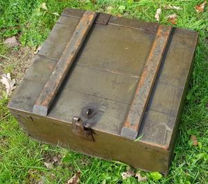 Ящик для снарядов 45 мм.
