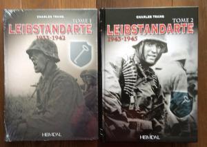 "Charles Trang ""LEiBSTANDARTE"" в 2-х томах"