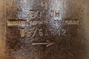Генератор Bosch DE/6A12 Опель Олимпия, Опель Кадет чердачный