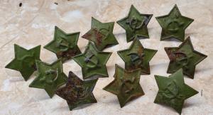 Звезды на головной убор