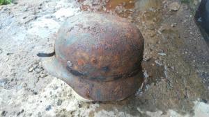 СС шлем