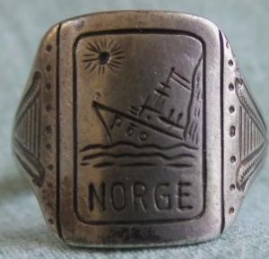Кольцо Norge