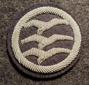 Квалификационный знак пилота планера NSFK