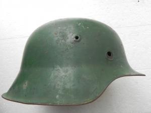 Стальной шлем M42 ET64 с обручем.