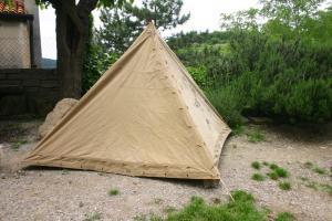 Австрийская палатка первой мировой