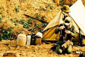 Heia Safari - первая реконструкция по Африканскому корпусу