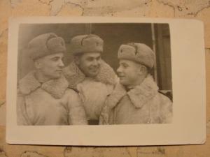 из фотоальбомов участников Великой Отечественной