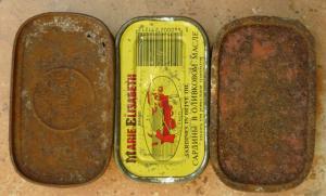 Все о консервах и продуктах питания Вермахта
