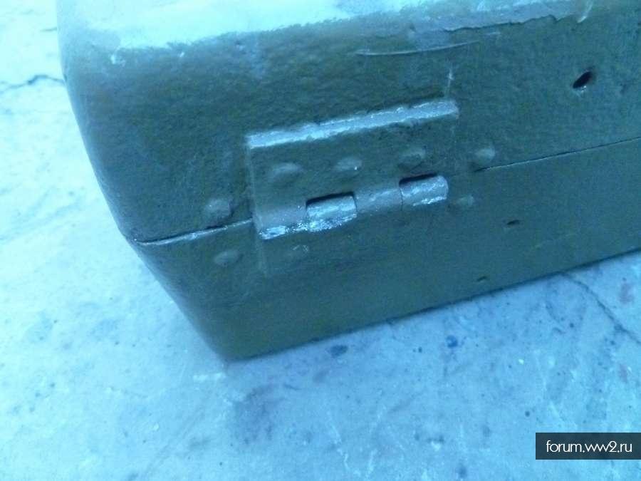 Ящики металические