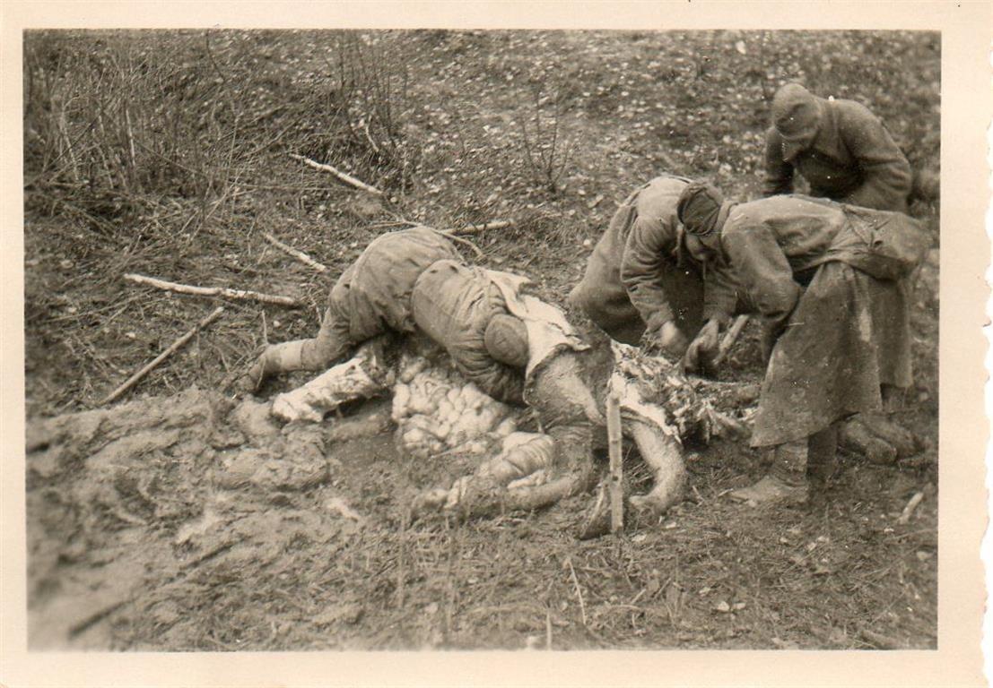 Все о вилках-ложках Вермахта