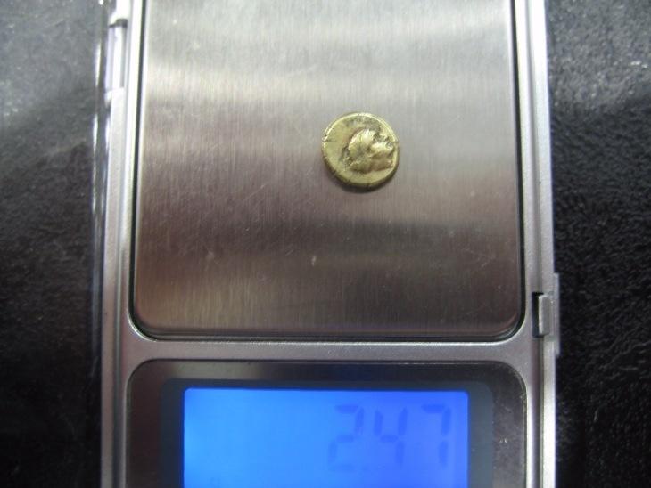 Античные монеты
