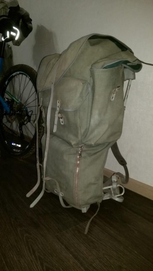 помогите опознать рюкзак