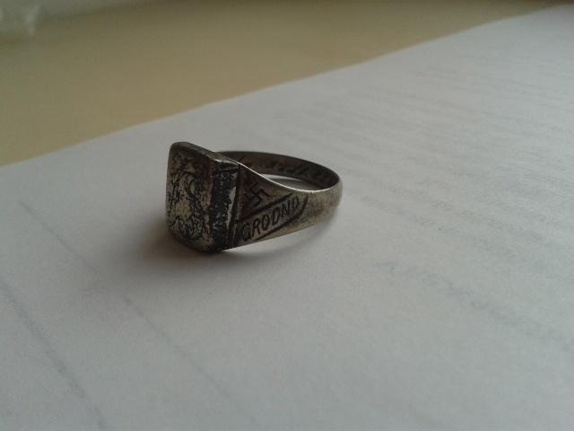 Немецкое кольцо