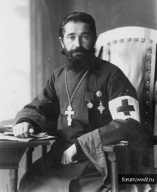 "Крест ""Коронация Николай II"""
