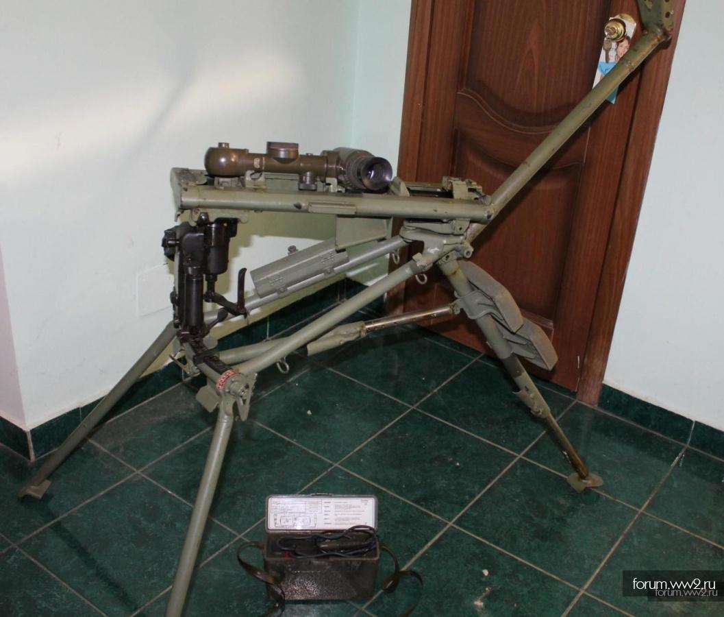 Станок MG-42 (Юг) с оптикой, кочергой и электро-приблудой