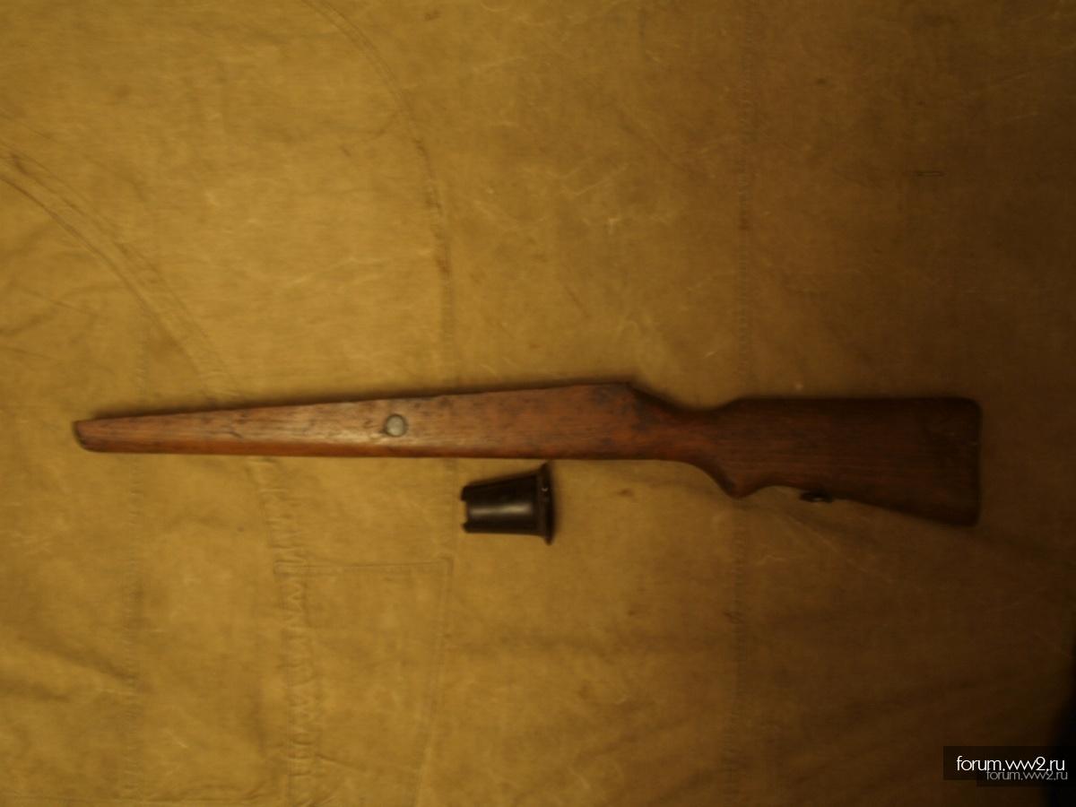 Дерево от противотанкового ружья Морошека PzB.35