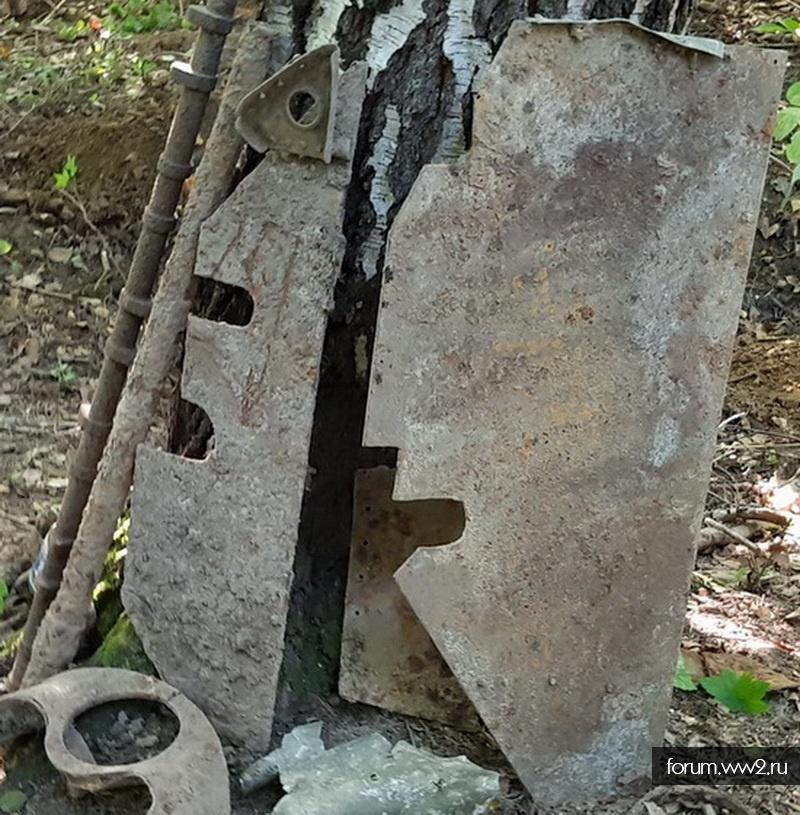 броня Ил 2